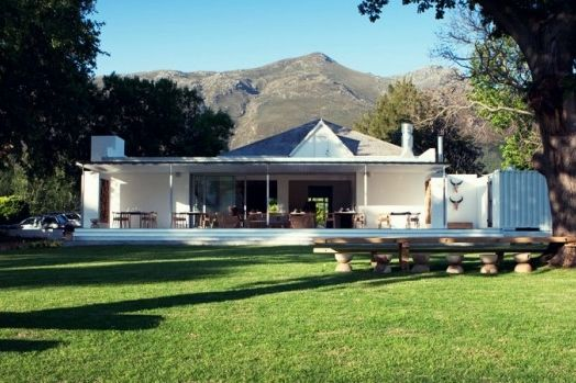 Maison Franschhoek South Africa