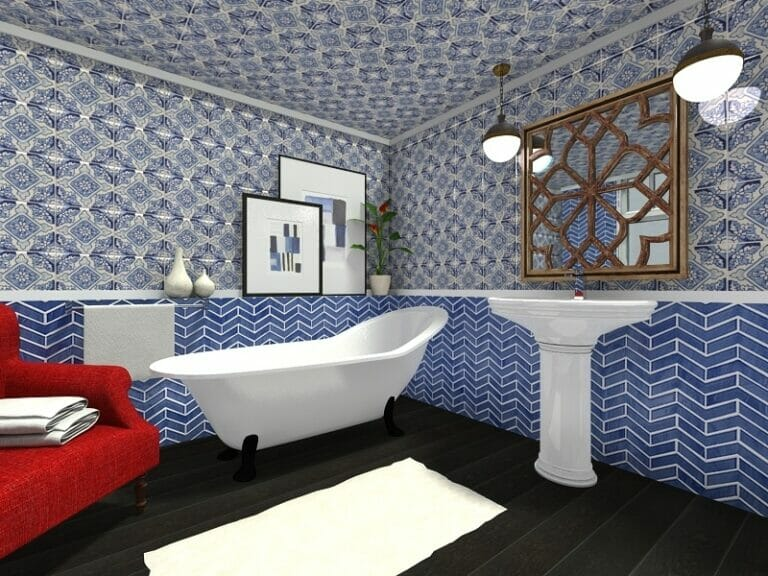 10 Must Try New Bathroom Ideas Roomsketcher Blog