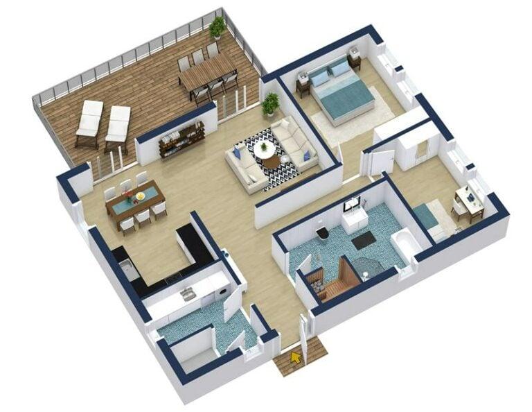 Room Design Online Software