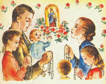 Family Rosary Will Save Your Children & Marriage from Divorce