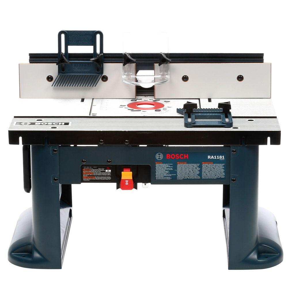 Bosch Ra1181 Router Table Review Router Tables