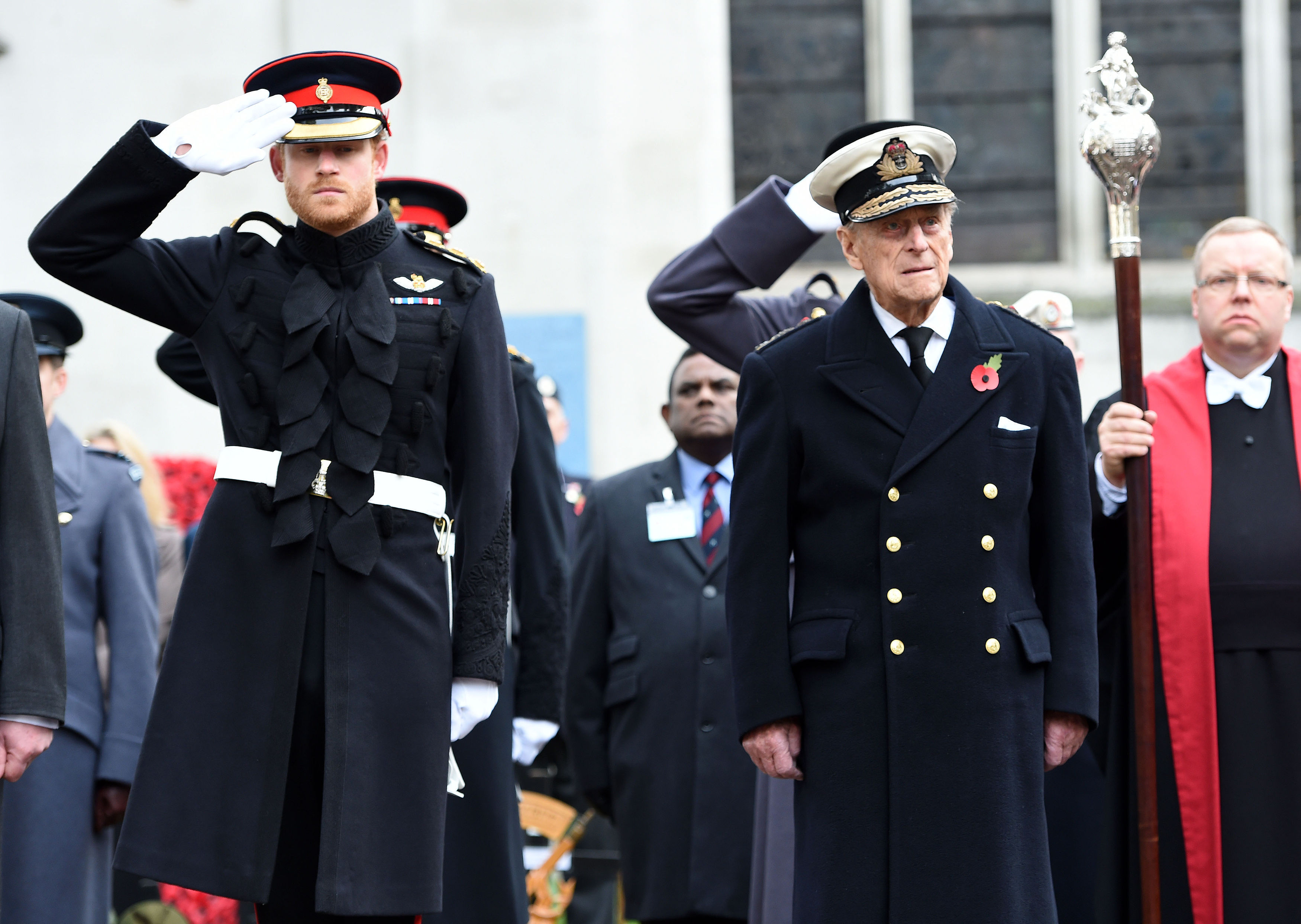 Remembrance 2016 | The Royal Family