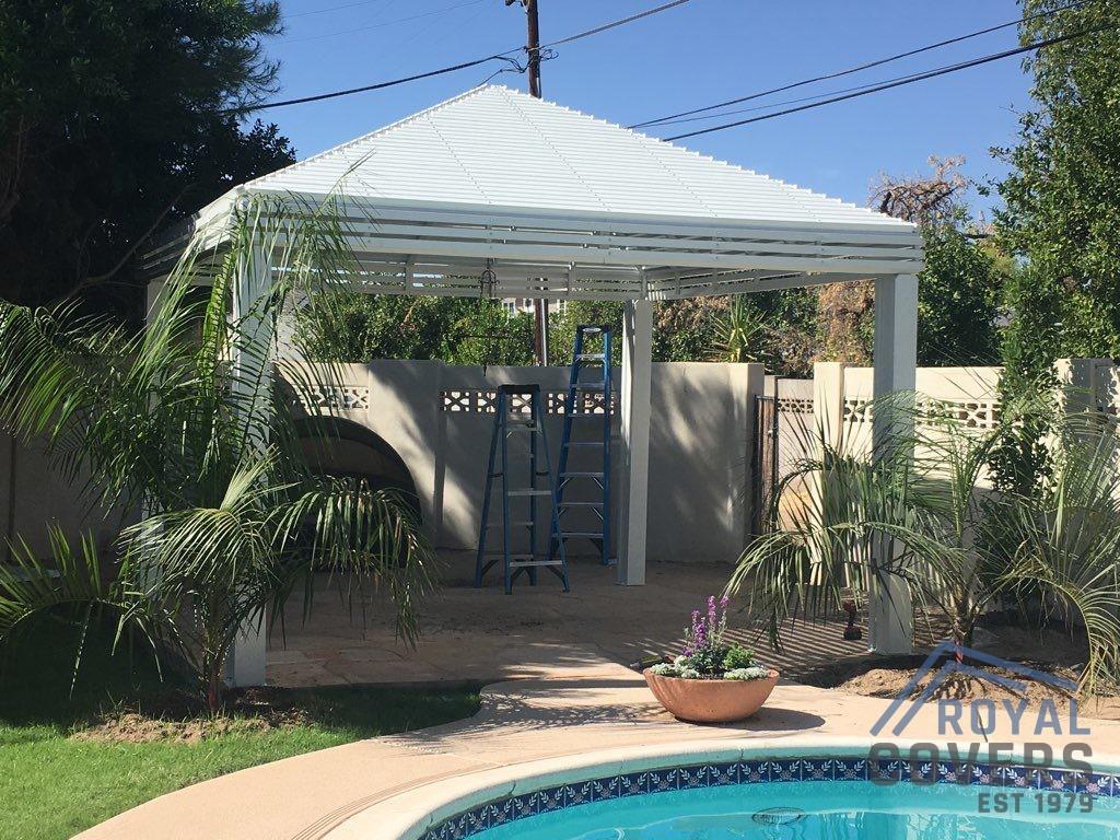 Alumawood Patio Cover Amp Patio Pergola Covers For Phoenix