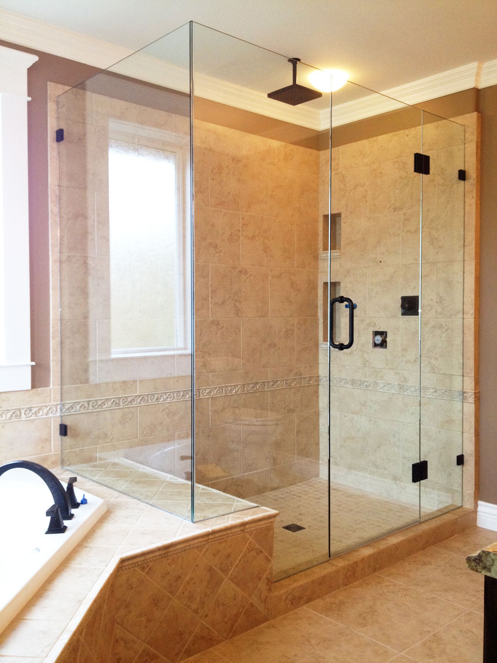Picture Gallery Of Our Custom Glass Showers Amp Bathrooms In