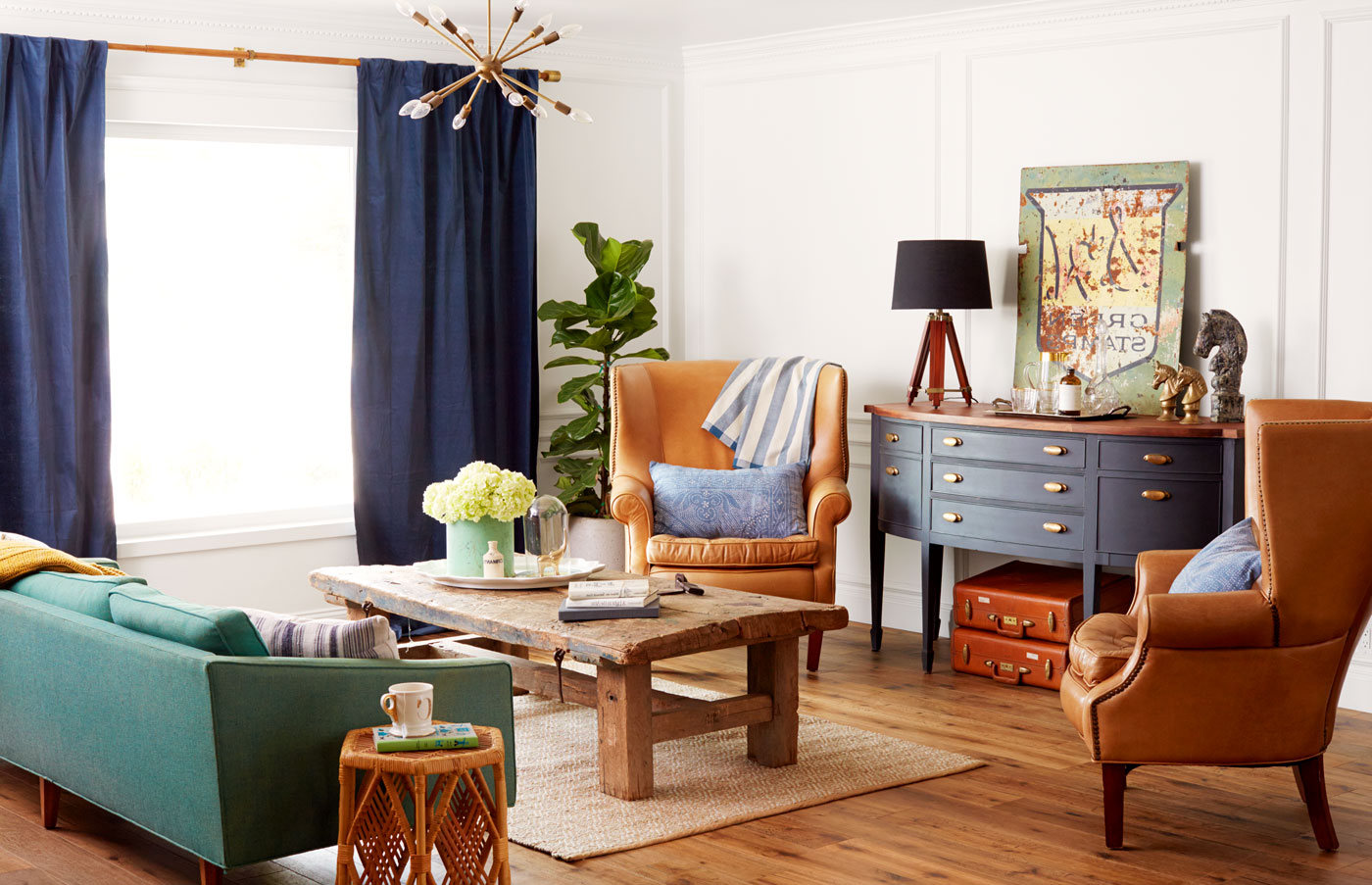 How Furnish Living Room