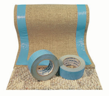 2  x 25 yd carpet tape  double sided carpet tape  Riverside Paper Co Double Coated Tape   Carpet Tape