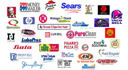 American Restaurant Logos Names