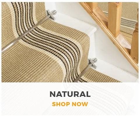 Stair Runners Stair Carpets Runrug Com   Stair Rug Runners Cheap   White   Hardwood   Brown   Interior   Woven