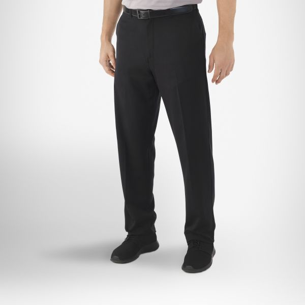 Men s Dri Power     Flat Front Golf Pants   Russell US   Russell Athletic Men s Dri Power     Flat Front Golf Pants BLACK
