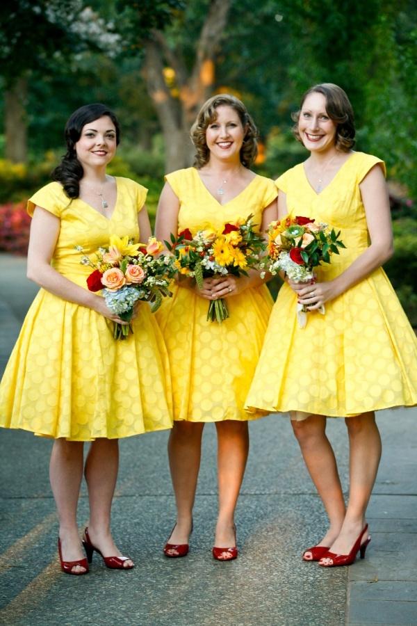 Wedding Attire Announcement