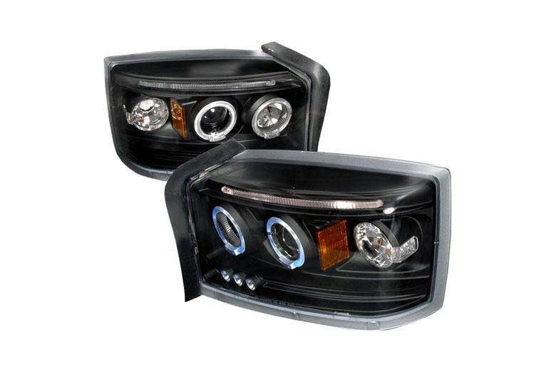 99 Dodge Dakota Halo Lights