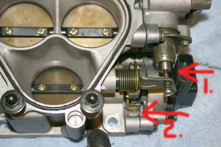 Throttle Body Adjustments Rx7club Com Mazda Rx7 Forum