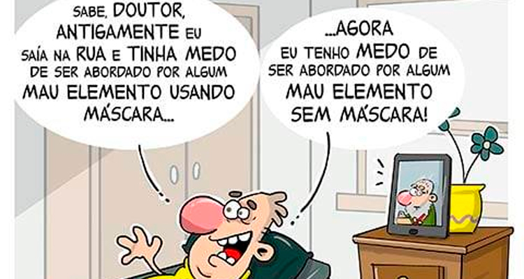 Charge do dia – NOVO NORMAL