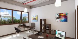 French Hub Office Grand Baie