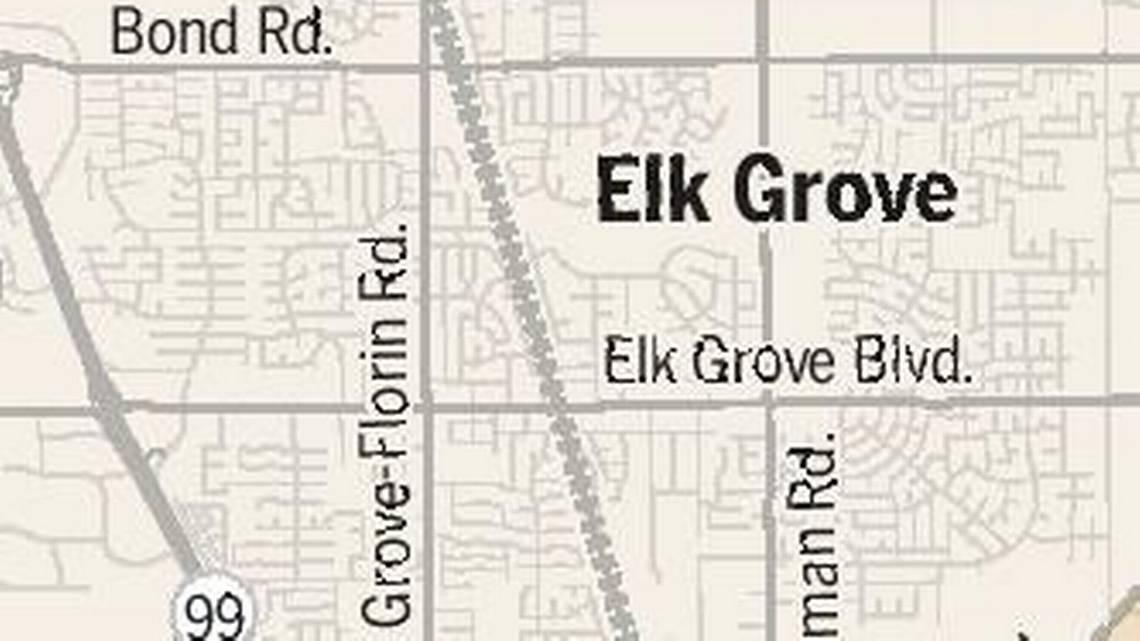 Public Transit Elk Grove California