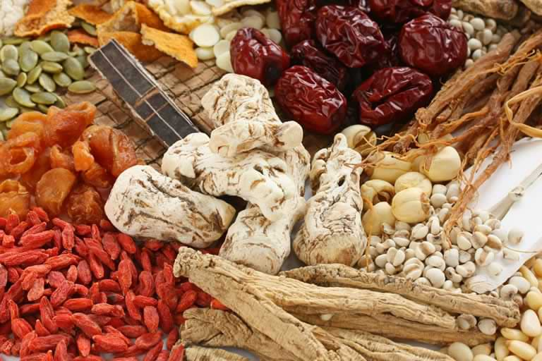 Traditional Chinese Herbal Formulas