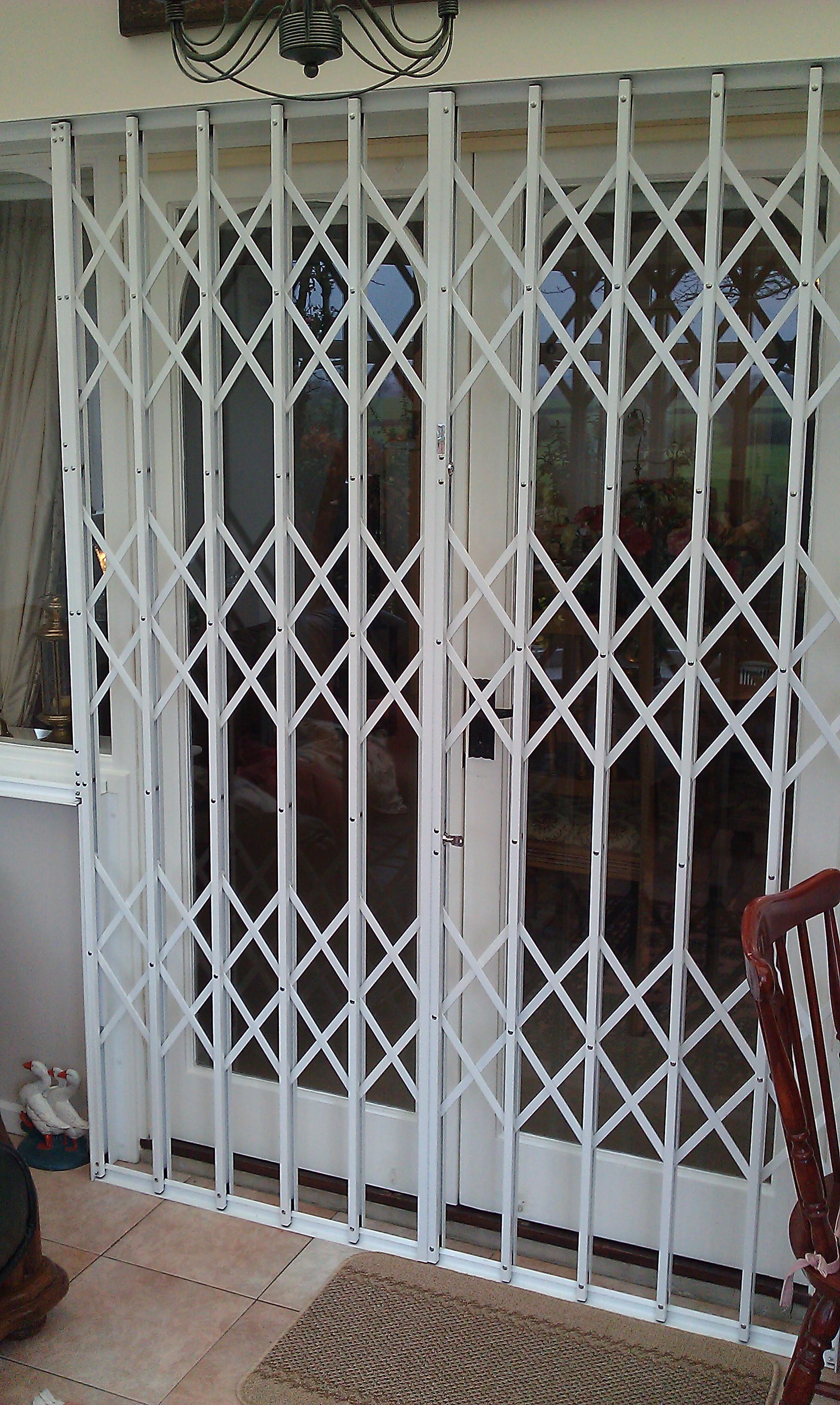 Small Back Door Porches