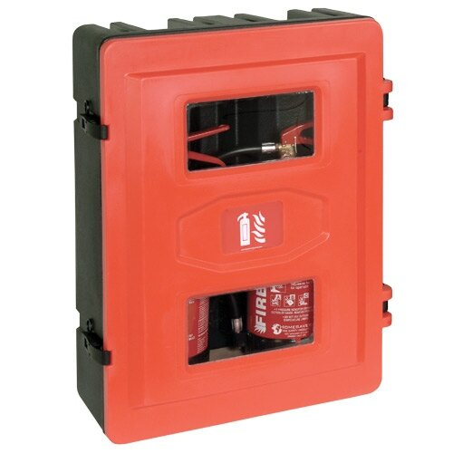 Double Fire Extinguisher Cabinet from Jonesco - From £89 ...
