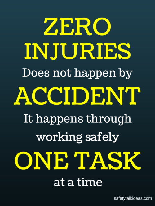 Workplace Safety Posters Free Download