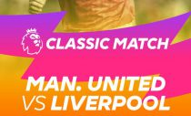 Classic Match - Manchester United vs Liverpool 92/93