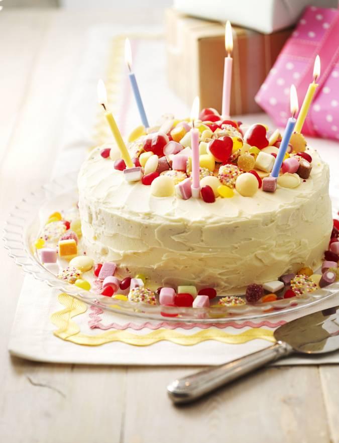 Sweetie Birthday Cake Sainsbury S Magazine