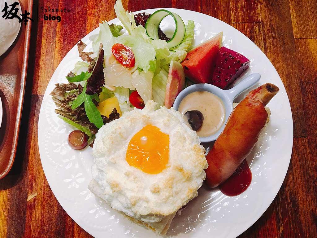 慶祝結婚滿週年吃早午餐「謝謝DOUMO」 3