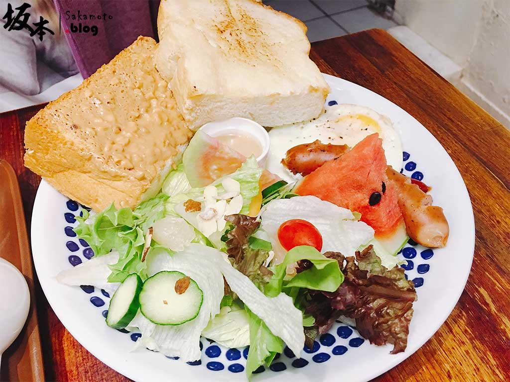 慶祝結婚滿週年吃早午餐「謝謝DOUMO」 5