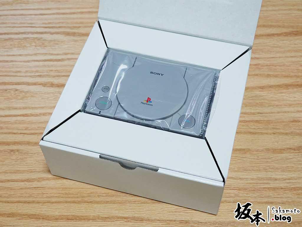 迷你PS「PlayStation Classic」開箱心得 6
