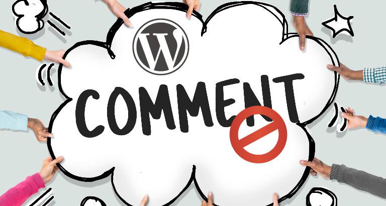 Disable Comments 禁用留言評論外掛套件