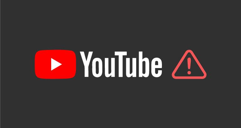 [更新]今早九點,YouTube發生全球性當機 59
