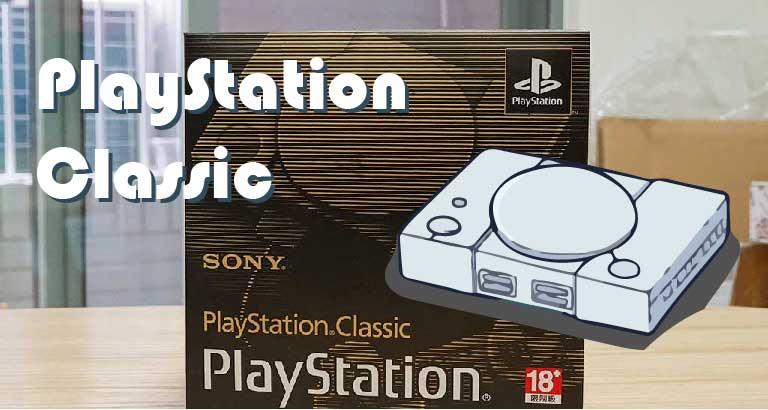迷你PS「PlayStation Classic」開箱心得 26