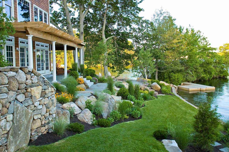 House And Landscape Design