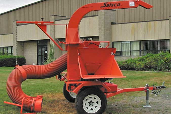 Leaf Mulcher Shredder