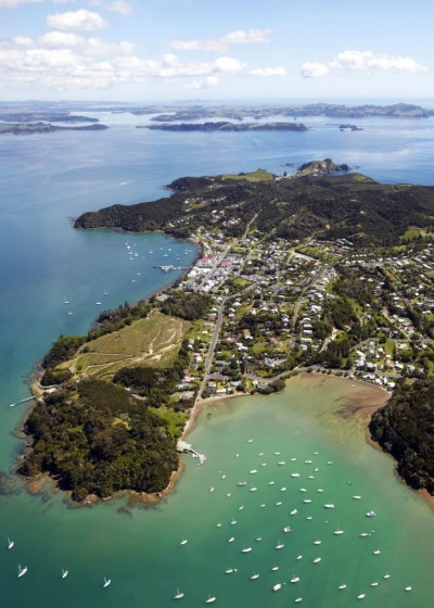 Helicopter Scenic Flights Over Bay of Islands and Northland