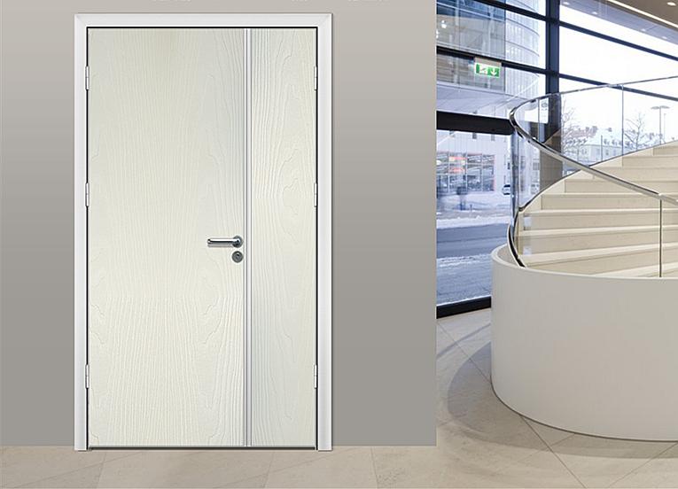 Touching Interior Doors