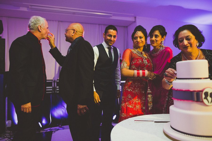 reportage indian wedding photographs