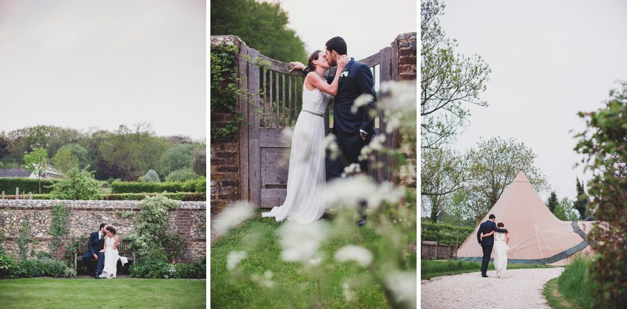 documentary wedding photographs hampshire
