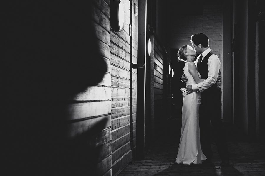 stylish wedding photography by sam gibson