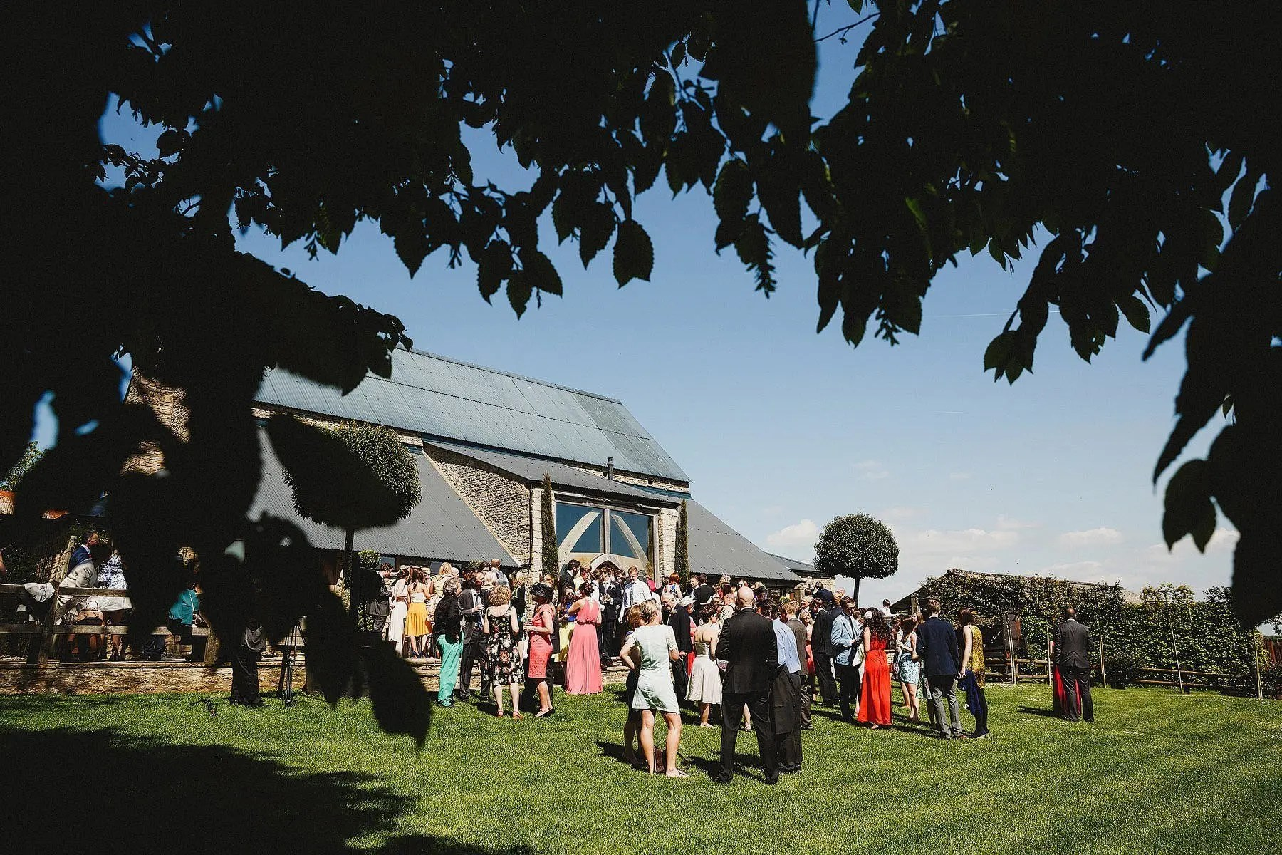best cripps barn wedding photographer