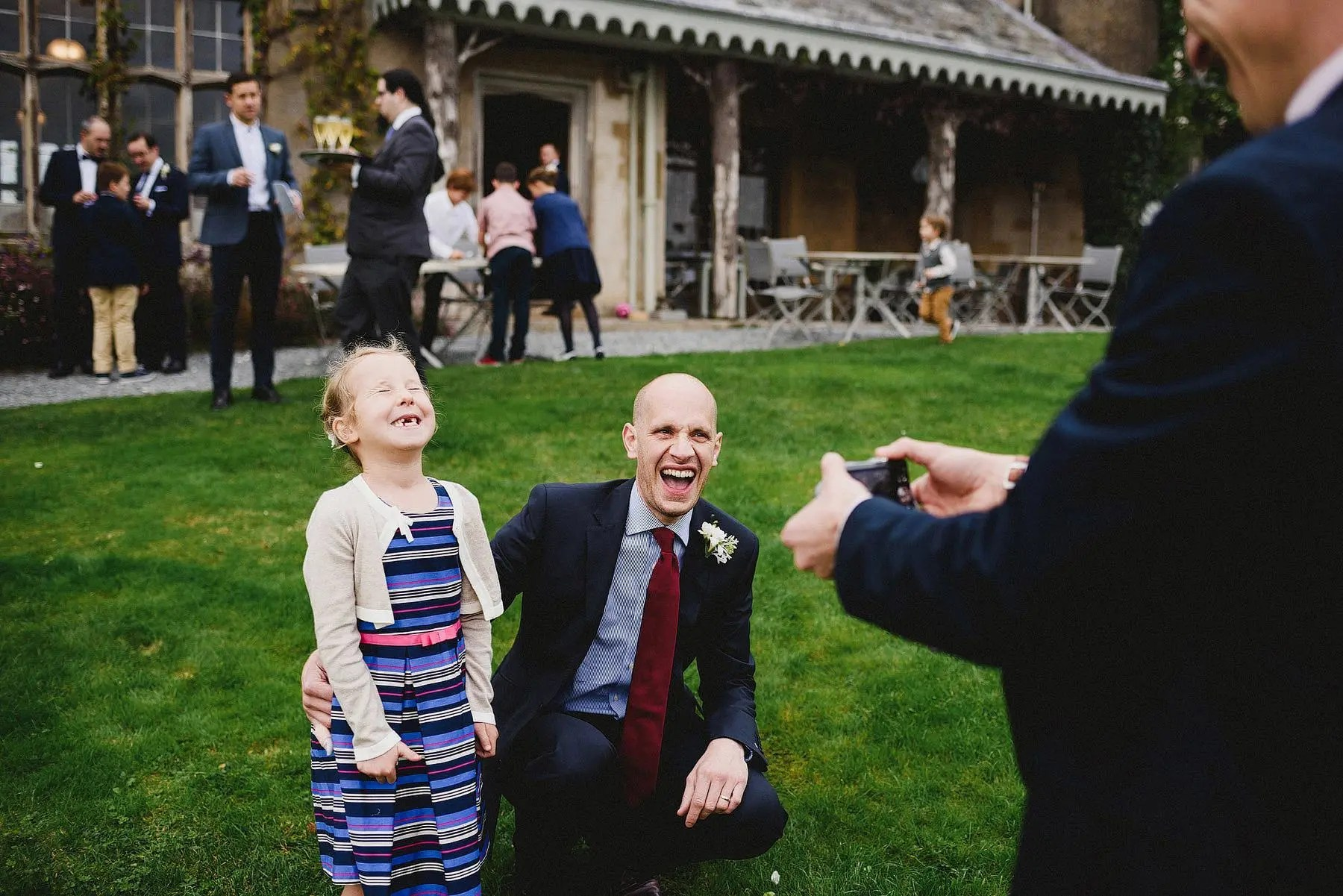 endsleigh wedding photographers