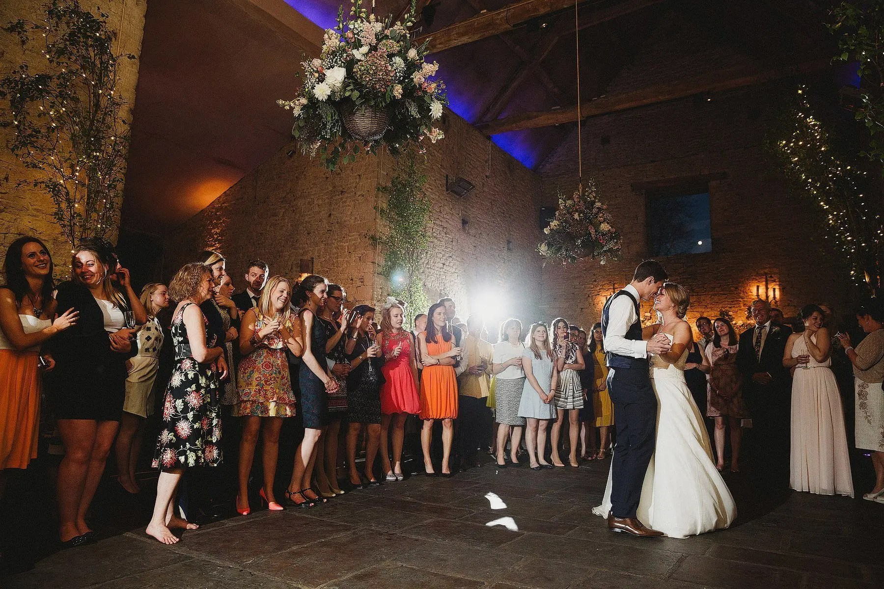 cripps barn first dance