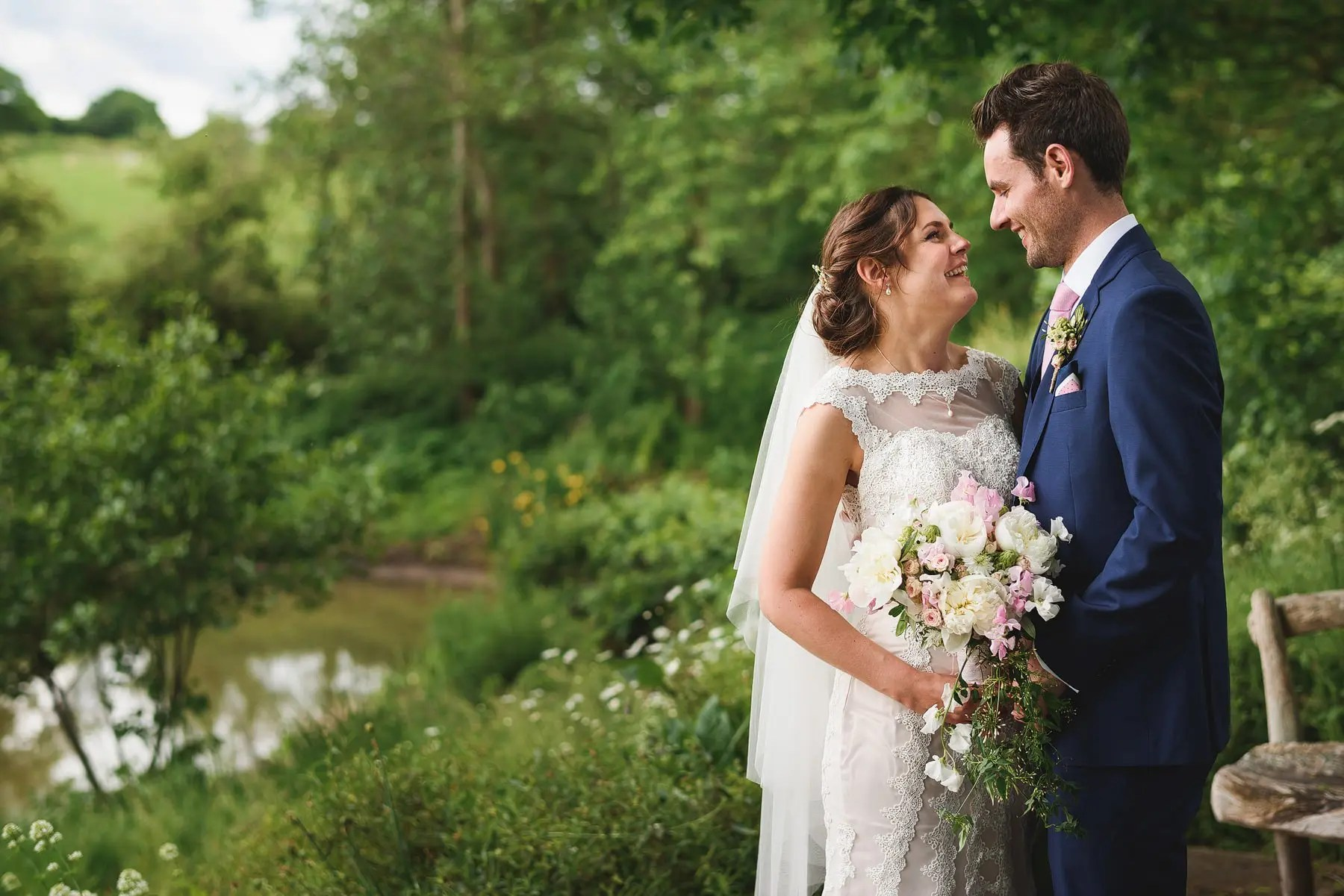 beautiful priston mill wedding photos