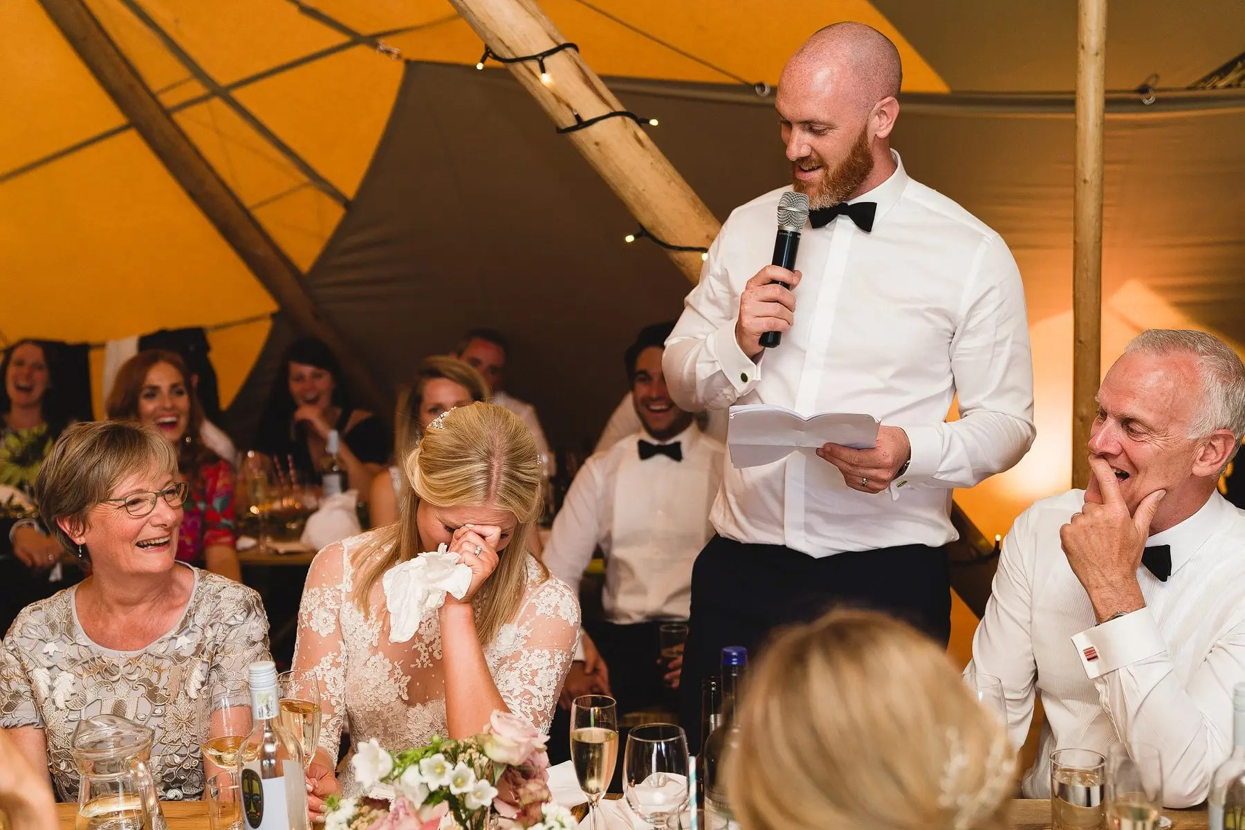 a beautiful chew valley wedding