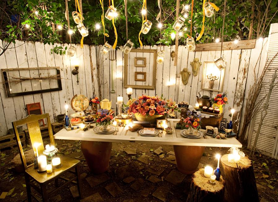 Summer Garden Decorations