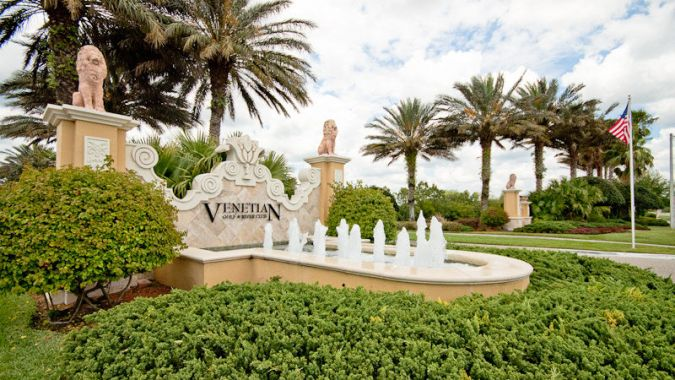 Venetian Golf and River Club Homes for Sale   Sarasota  Florida Venetian Golf and River Club