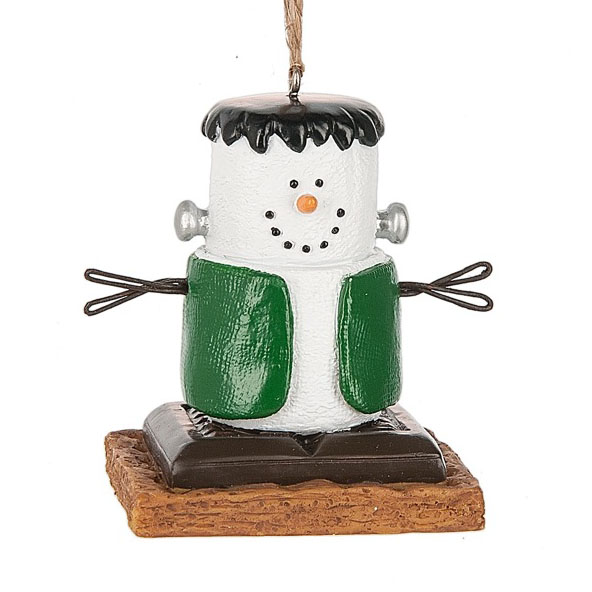 S'more Frankenstein Christmas Ornament by Midwest-CBK