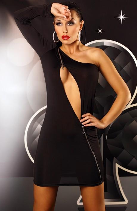 Lolitta - Provocative Sexy Black Dress