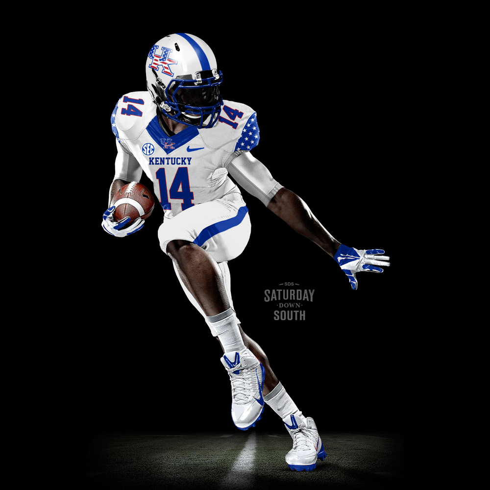 Kentucky Chrome Uniforms