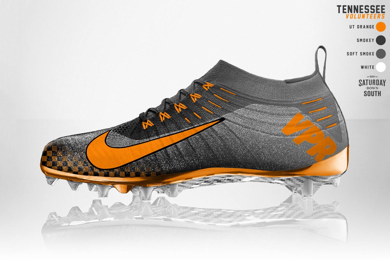 Tennessee Volunteers Nike Shoes