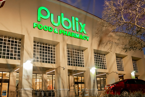 Publix Grocery Shopping